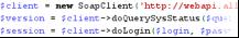 Co programista widzi w kodzie
